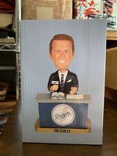Vin Scully Bobblehead Dodgers Bobble Head Non Talking 2012 Desk Dodger Vince SGA