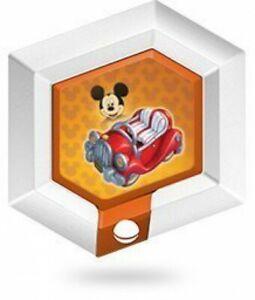Disney Infinity Bonus Muenze / Power Disc Vol1 Nr 5 Mickys Wagen / Mickey's Car