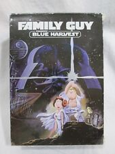 Star Wars FAMILY GUY BLUE HARVEST DVD Box Set *WITH XL T-SHIRT!*