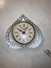 Crystal Legends Clock