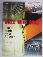 BUZZ BROS BAND THE NEW SAME STORY LIVE 2005 *PAL FORMAT* DVD ELECTRONIC JAZZ POP