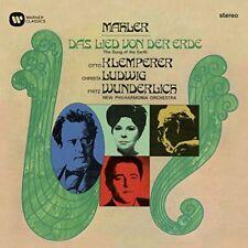 Otto Klemperer - Mahler: Das Lied von der Erde [CD]
