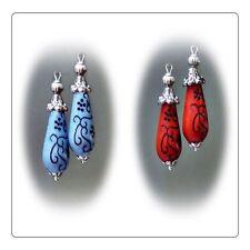 Acrylic Hook Drop/Dangle Fashion Earrings