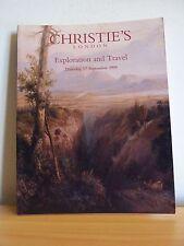 CHRISTIE'S  * Exploration and Travel  * Pacific Arctic Antarctica Africa...1998