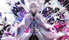 518 Fate/Stay Night Merlin CUSTOM PLAYMAT ANIME PLAYMAT FREE SHIPPING