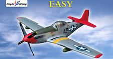 "Flight Wings - 1/18 WWII P-51 Fighter ""EASY"" (Pre-Built) - FW001D"