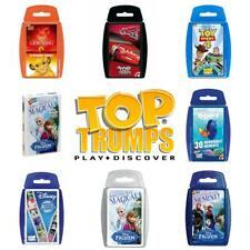 Top Trumps Disney Card Games - Brand New & Sealed Direct from Manufacturer