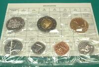 CANADA  1998   PROOF-LIKE SET  ***Ottawa*** 7 coins ***