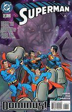 Superman #138 Dominus appearance DC Comics 1998 VF!!!