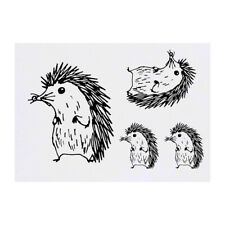 'Hedgehog' Temporary Tattoos (TO000854)