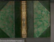 DORGELES PARTIR EDITION ORIGINALE SUR PAPIER ALFA 1926 RELIEE CUIR