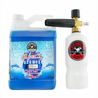 Chemical Guys EQP317 - TORQ Foam Cannon & Glossworkz Auto Wash (1 Gal)