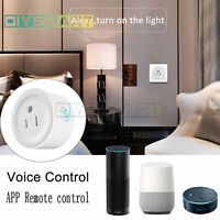 Smart Socket 2.4ghz Wifi Wireless Outlet Remote Control By App US PlugAU