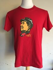 CHAIRMAN MAO ZEDONG China Communist Red RARE!!! T-Shirt by Art Dragon Medium