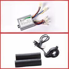 500 Watt  36V kit speed control box & Thumb throttle f DC electric motor