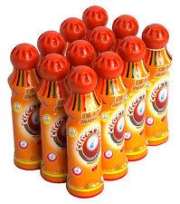 12x 45ml Orange Bingo Dabbers / Dauber / Markers for Bingo Tickets