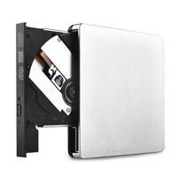 Hot USB 3.0/1.0 External DVD CD RW Disc Writer Burner Player Drive For PC Laptop