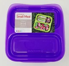 GOODBYN SMALL MEAL PURPLE COLOR