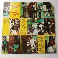 Doctor Alimantado - Sons of Thunder - Vinyl LP UK 1st Press Greensleeves