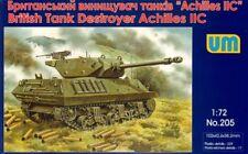 UniModel 1/72 ACHILLES IIC BRITISH TANK DESTROYER # 205