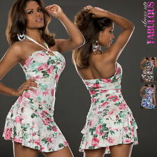 Clubwear Floral Sundresses for Women