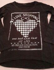 T-Shirt mit langen Armen Gr. 40