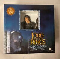 LOTR 2007 Gentle Giant Lord of the Rings Frodo Baggins Orc Armor Bust - Sealed
