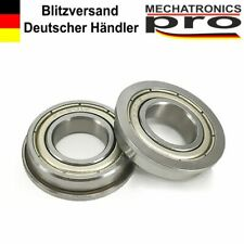 2x SS 61901 2RS SS61901 2RS Edelstahl Kugellager 12x24x6 mm Industrie S61901rs