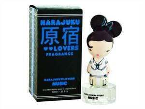 Gwen Stefani Harajuku Lovers Music Eau de Toilette 10ml for Her