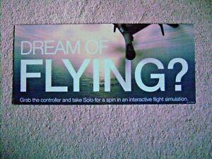 3DR Solo Flight Simulator magnet Dream of Flying?