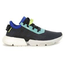 Adidas Men's POD-S3.1 Carbon/Carbon/Core Black Shoes EE4854 NEW