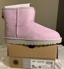 UGG CLASSIC MINI II 1016222 Lavender Fog Woman's Boots 100% AUTHENTIC NEW** Sz 6