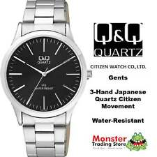 AUSSIE SELLER GENTS DRESS WATCH CITIZEN MADE C212J202 WATER RESISTANT WARRANTY