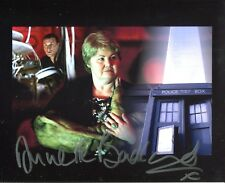 Annette Badland signed DOCTOR WHO - ALIENS OF LONDON 8x10 photo - UACC DEALER