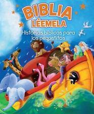 Biblia Leemela : Historias Biblicas para Los Pequenitos by B&H Español...