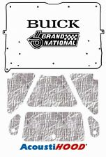 1984 1987 Buick Regal Under Hood Cover with G-064 Grand National
