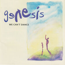 Genesis - We Can't Dance (CD, 1991 Atlantic) Fully Tested