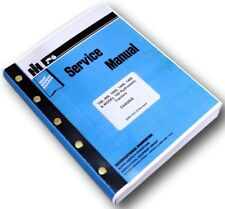 International 766 966 1066 1466 Tractor Service Repair Shop Manual Ih Technical