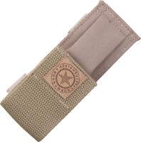 Boker Kalashnikov Folding Knife Desert Sand Belt Sheath w/ Brown Logo 090065