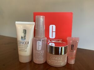 Clinique Hydration Heroes 4 Piece Skincare set,LIMITED EDITION NEW WITH BOX