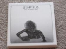 COMUS - LIVE IN JAPAN 2012 BOX SET - CD + DVD + PORTRAIT LYRIC SHEETS