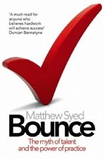 Bounce by Matthew Syed NEW