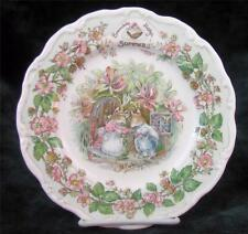 Royal Doulton - Brambly Hedge - Summer - Collector Plate