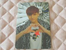 (ver. Tao) EXO-M EXO 1st Album Repackage Growl Photocard K-POP TYPE B