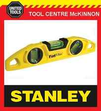 "STANLEY FAT MAX 9"" MAGNETIC TORPEDO LEVEL"