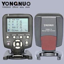 Yongnuo LCD Screen YN560-TX Manual Flash Controller for Canon/ 560III