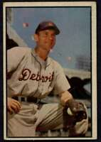 1953 Bowman Color #91 Steve Souchock VGEX Tigers A1365