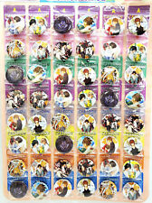 Death Note  3CM 48x LOT PIN back BADGE BUTTON PARTY BAG CLOTH