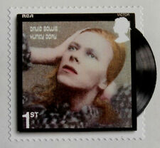 DAVID BOWIE - Individual ROYAL MAIL First Class postage stamp - MINT - MNH