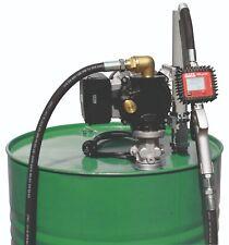 Fasspumpe VISCOMAT 200 für Öl, 230 V, mit manueller Zapfpistole, ohne  Zählwerk